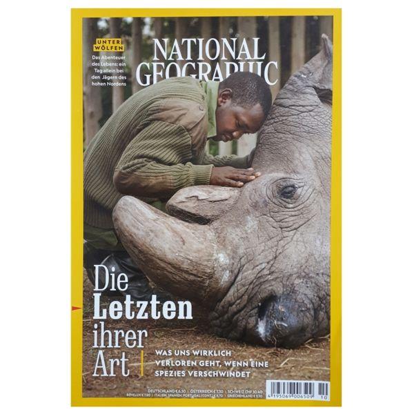 مجله National Geographic اكتبر 2019