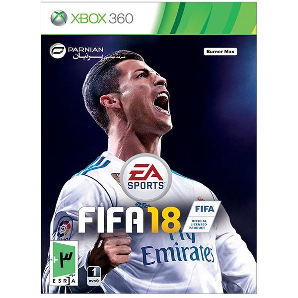 بازی Fifa 2018 مخصوص ایکس باکس 360
