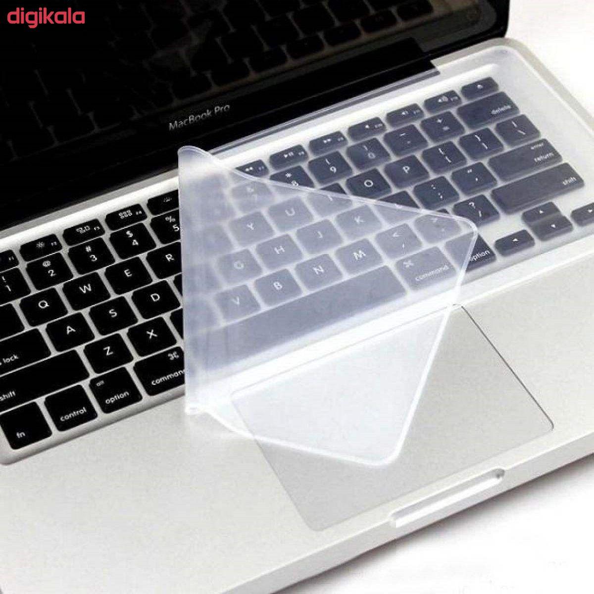 محافظ کیبورد مدل X2 مناسب برای لپ تاپ های 15.6 اینچ  main 1 4