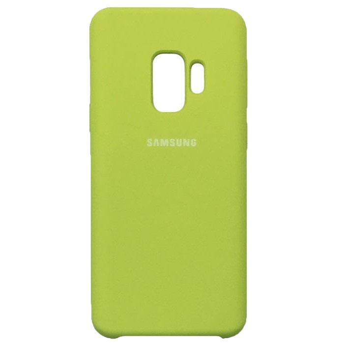 کاور مدل SILK01 مناسب برای گوشی موبایل سامسونگ Galaxy S9