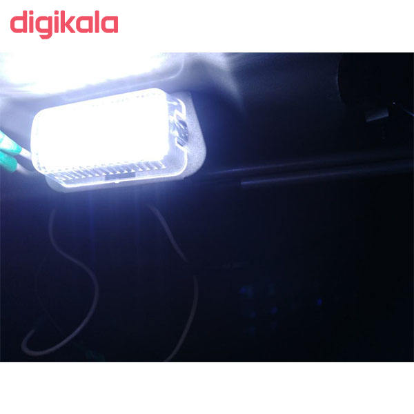 چراغ صندوق  خودرو تک لایت مدل  AM 5964 P  مناسب برای پراید main 1 7