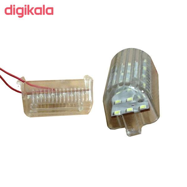 چراغ صندوق  خودرو تک لایت مدل  AM 5964 P  مناسب برای پراید main 1 1