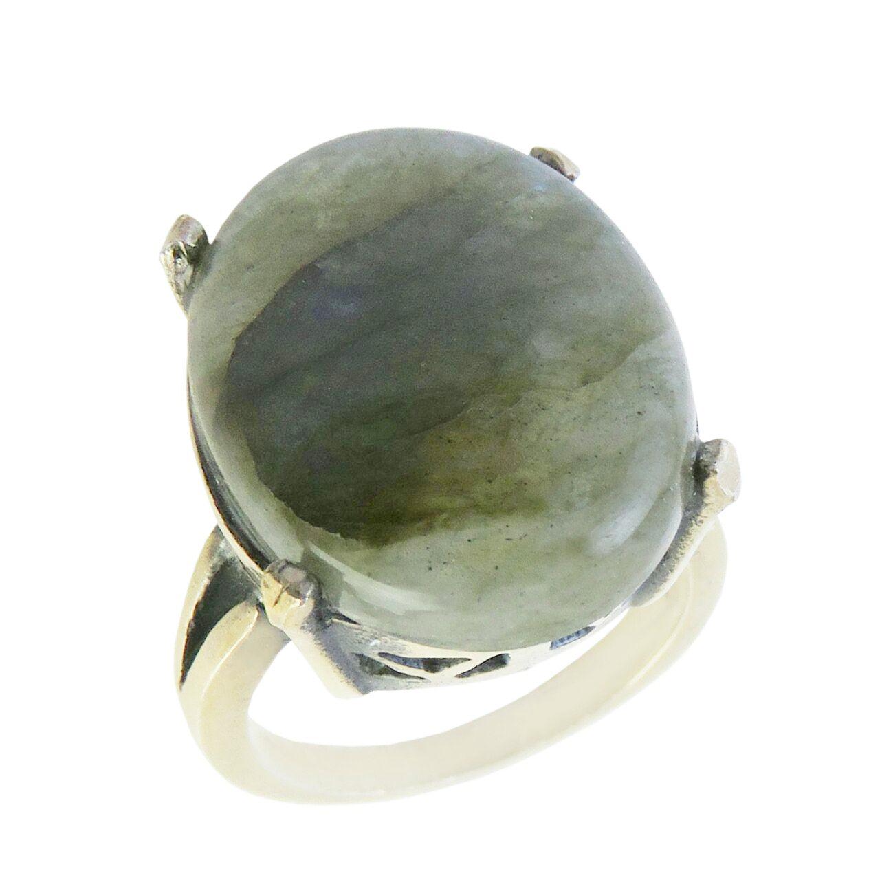 انگشتر نقره زنانه کد 2411