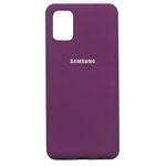 کاور مدل SIL-001 مناسب برای گوشی موبایل سامسونگ Galaxy A31