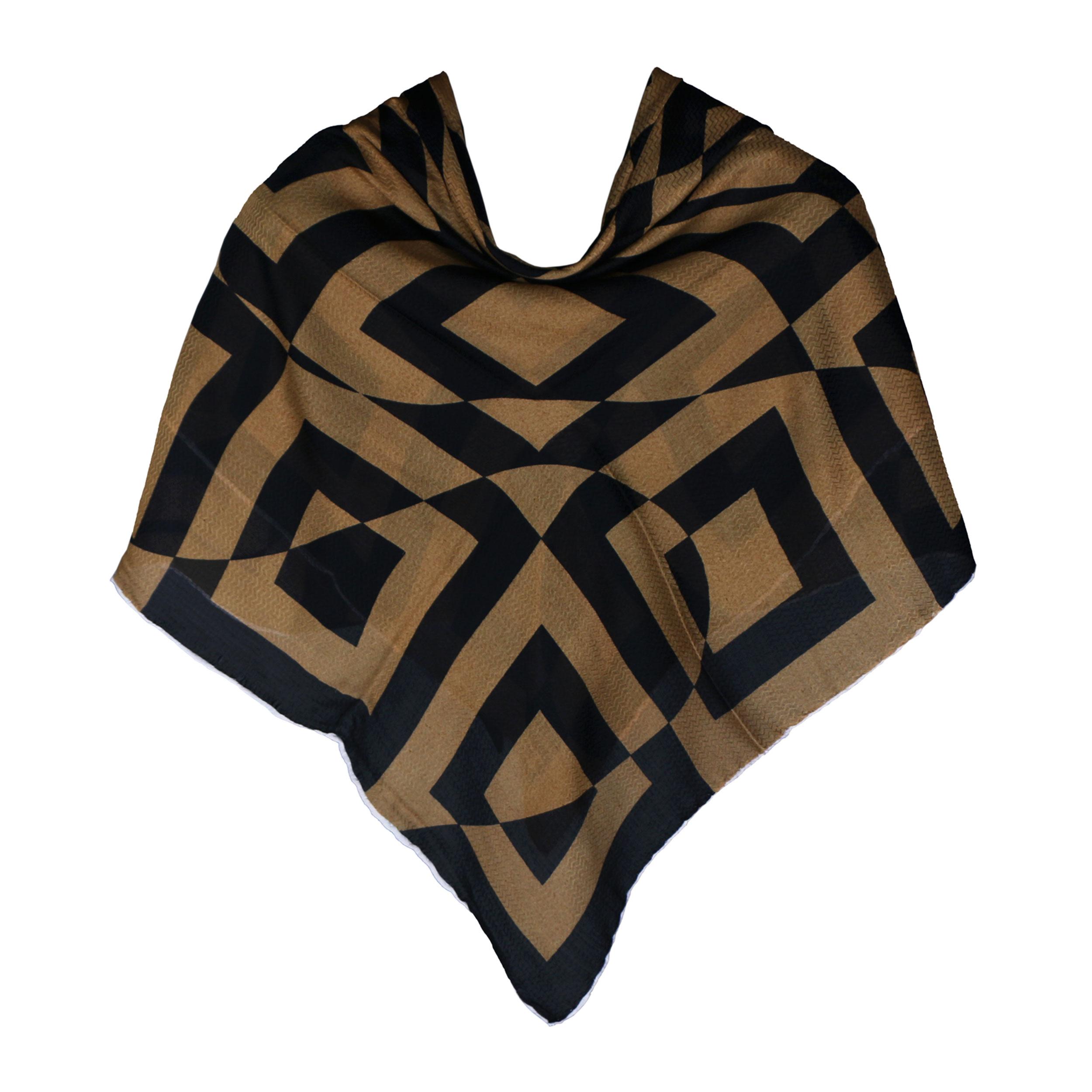 روسری زنانه کد KRN-045