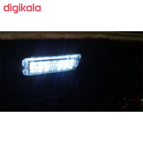 چراغ صندوق و داشبور  خودرو تک لایت مدل  AM 5964 S  مناسب برای سمند main 1 3