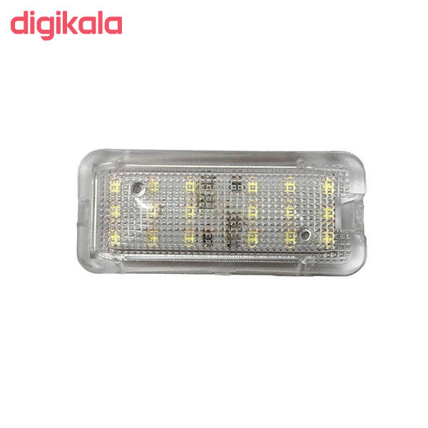 چراغ صندوق و داشبور  خودرو تک لایت مدل  AM 5964 S  مناسب برای سمند main 1 1