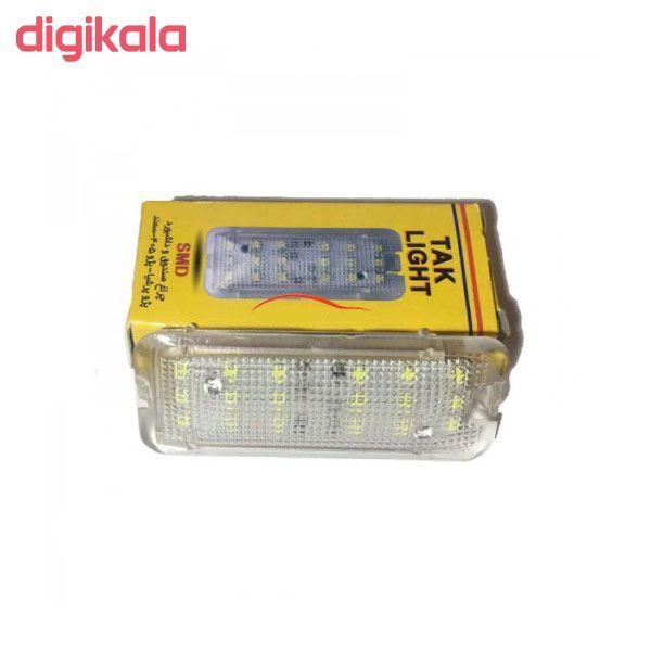 چراغ صندوق و داشبور  خودرو تک لایت مدل  AM 5964 S  مناسب برای سمند main 1 2