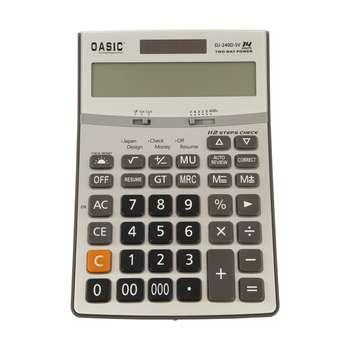 ماشین حساب کاسیک مدل DJ-240D-SV