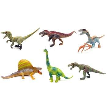 فیگور طرح دایناسور بسته 6 عددی