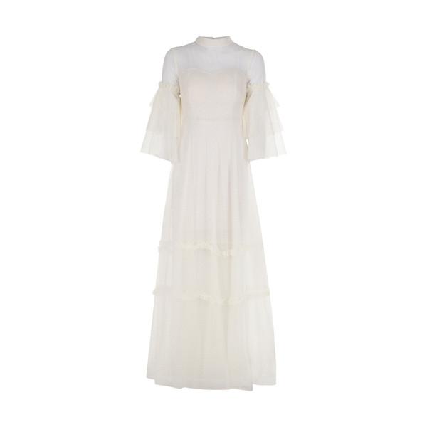 پیراهن زنانه کد 6619