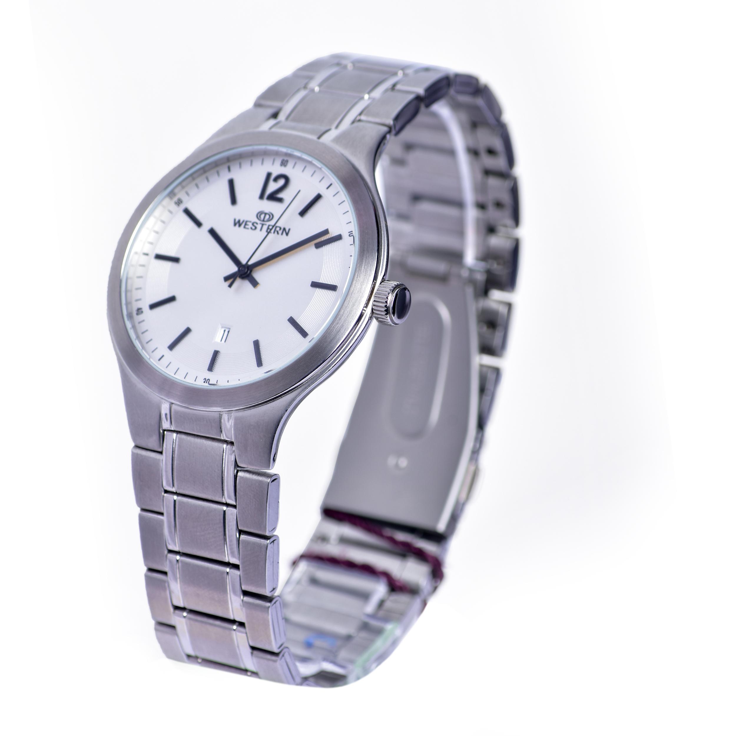 ساعت مچی عقربه ای مردانه وسترن مدل ۶۴۱۷ thumb 2 1