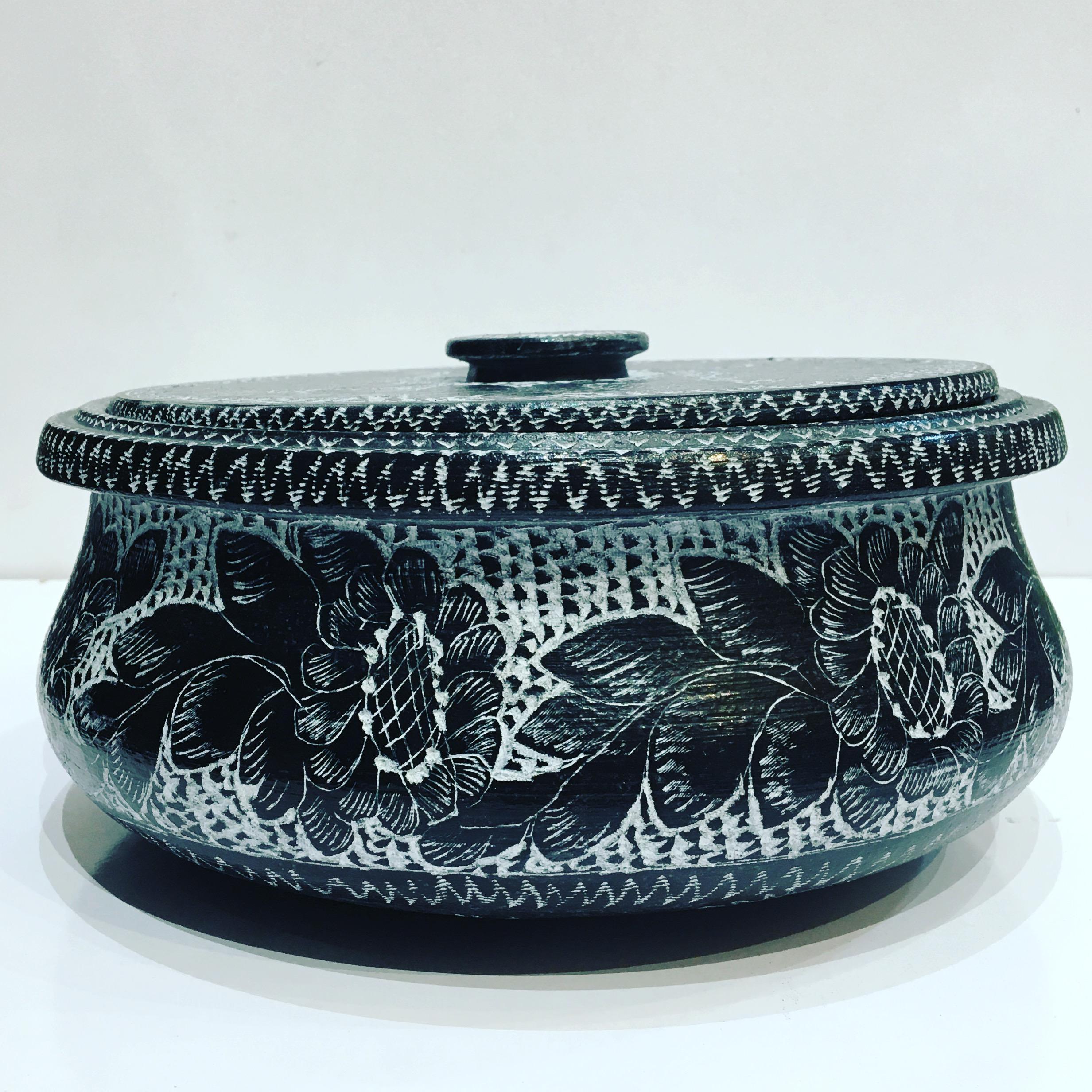خرید                      ظرف دیزی سنگی طرح تابه ای کد DZTA 0505