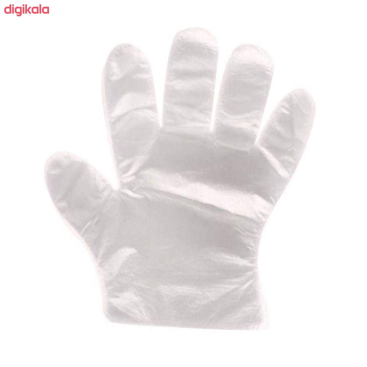 دستکش یکبار مصرف پنگوئن کد 001 بسته 100 عددی main 1 1