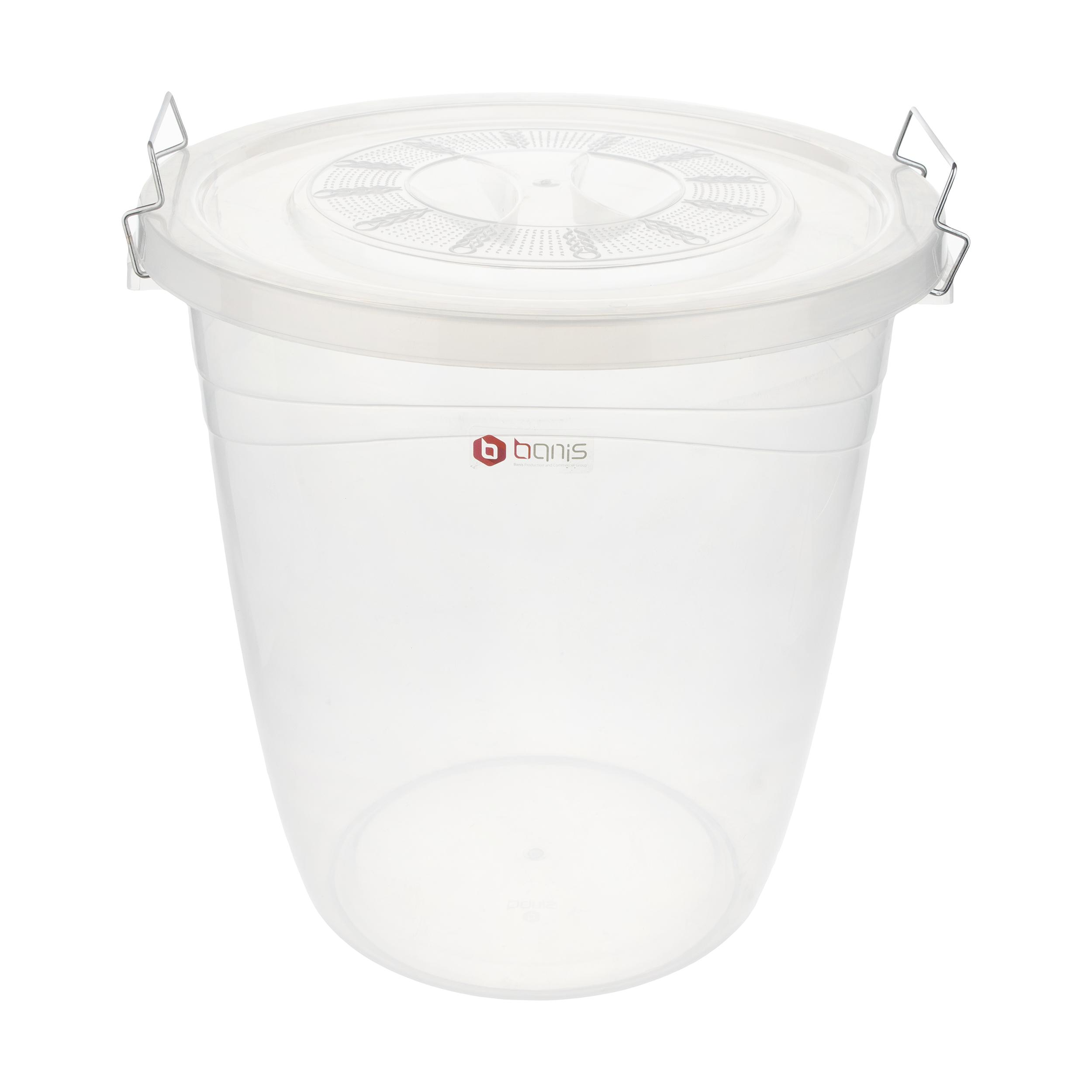 سطل برنج بانیس کد 50