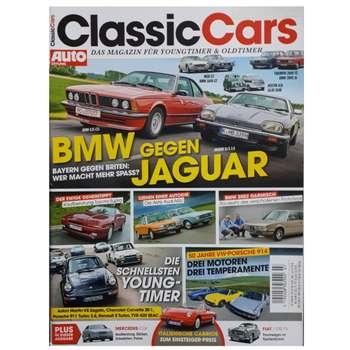 مجله Classic Cars جولاي 2019