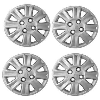 قالپاق چرخ صنایع خودرو حامد مدل Dan03  سایز 13 اینچ مناسب برای تیبا بسته 4 عددی