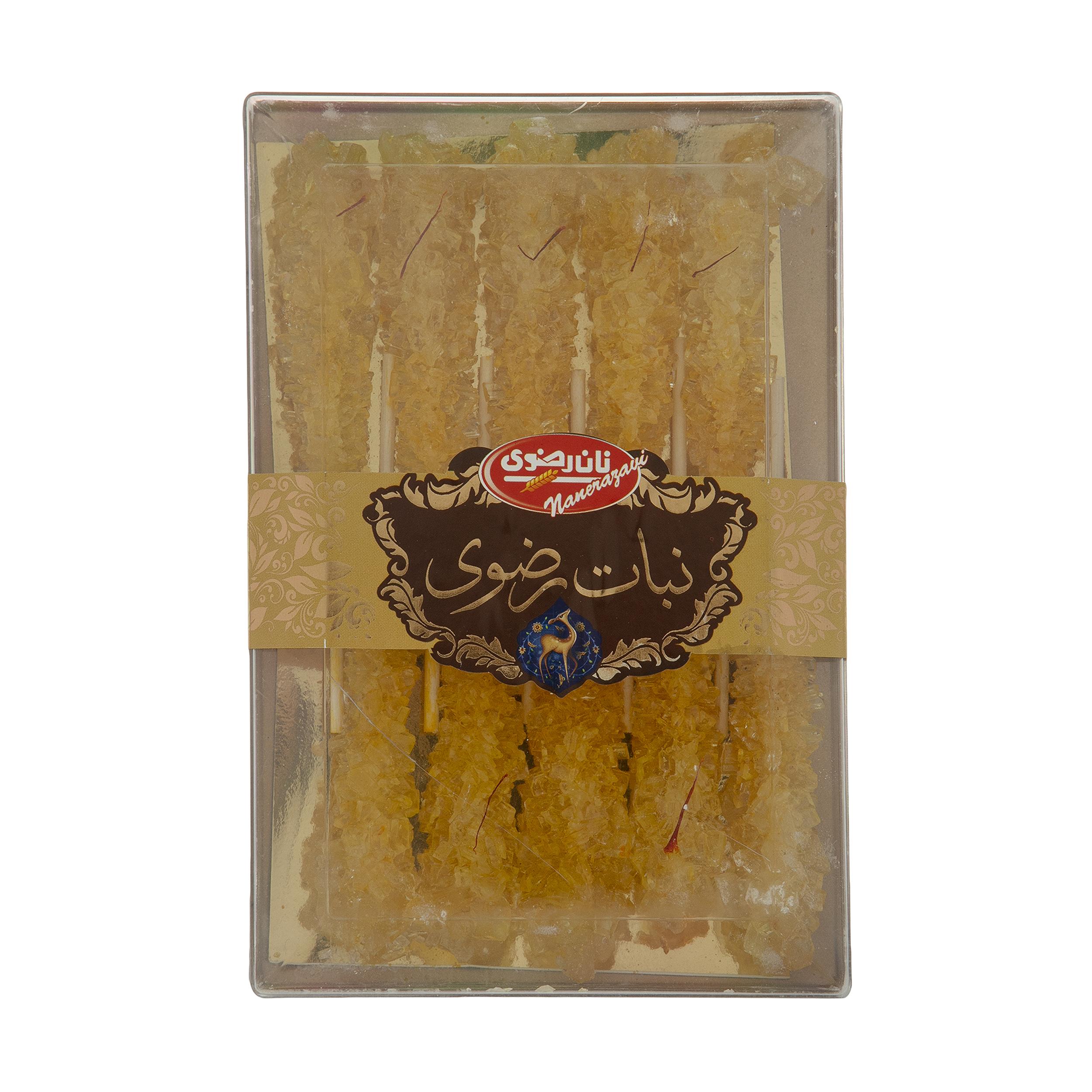 خرید                      نبات نان رضوی - بسته 10 عددی