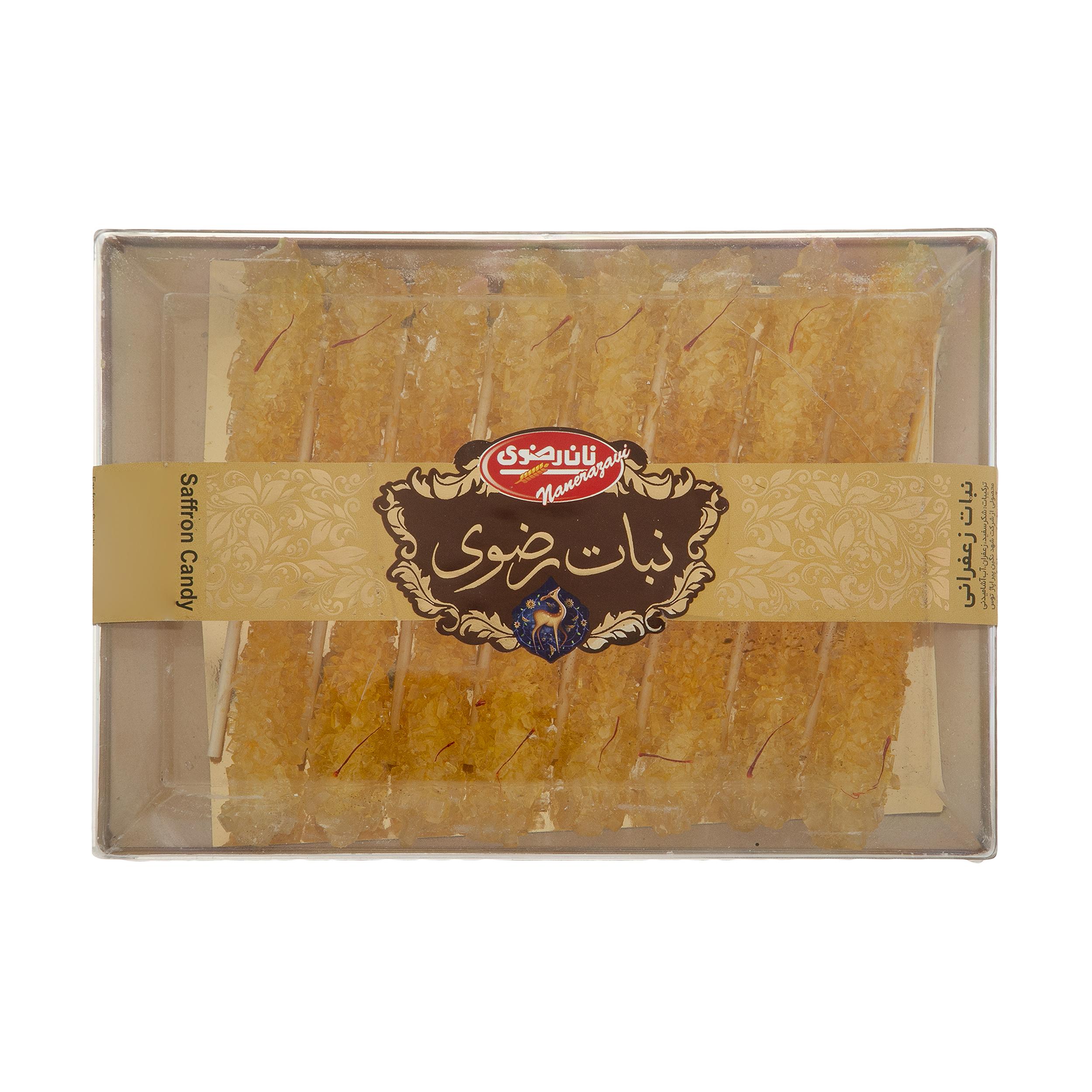 خرید                      نبات نان رضوی - بسته 16 عددی