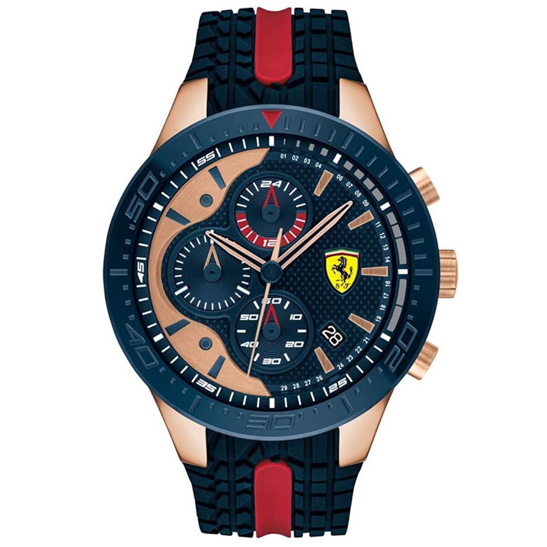 قیمت و خرید                      ساعت مچی عقربه ای مردانه فراری کد 830591