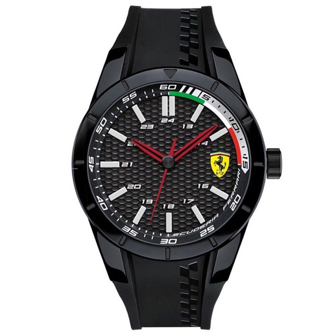 قیمت و خرید                      ساعت مچی عقربه ای مردانه فراری مدل 830301