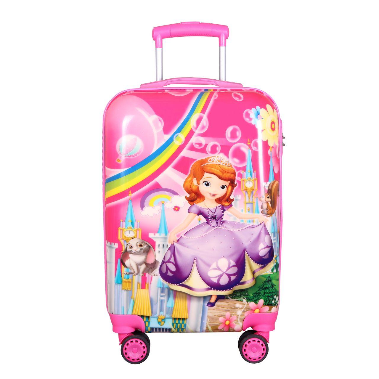 چمدان کودک کد H016