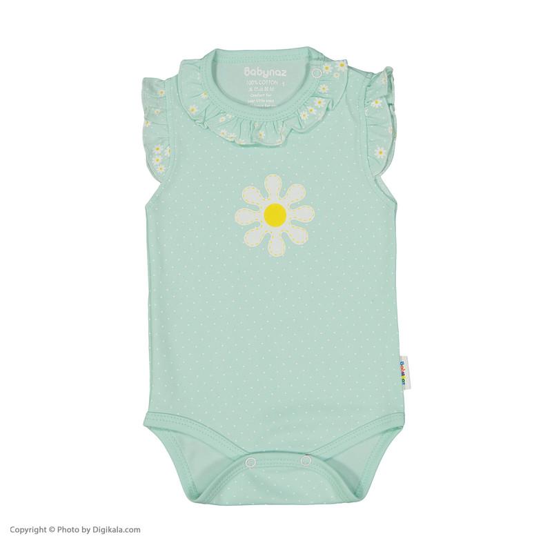 بادی نوزادی دخترانه بی بی ناز مدل 1501525-41
