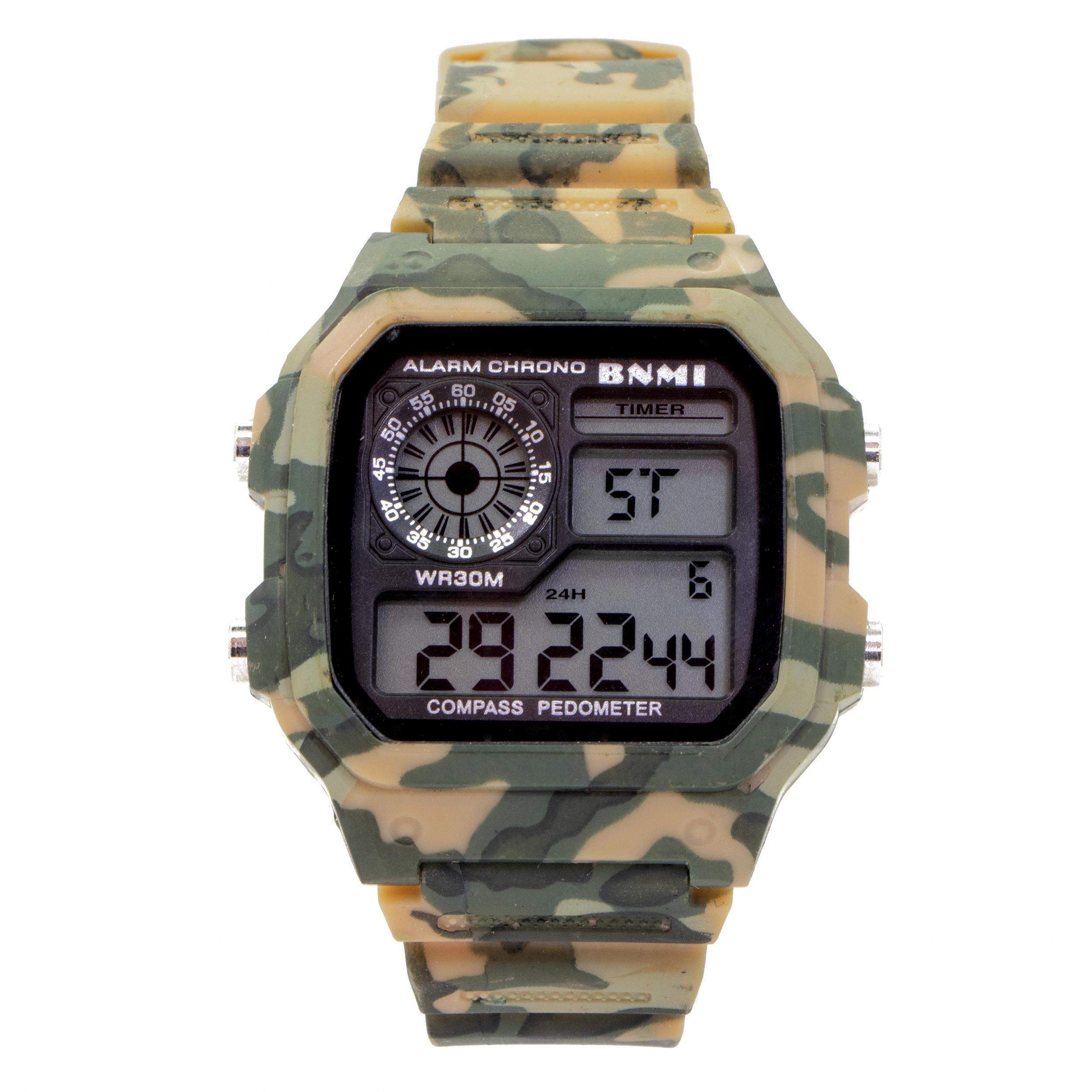 ساعت مچی دیجیتال بنمی مدل 0044011             قیمت