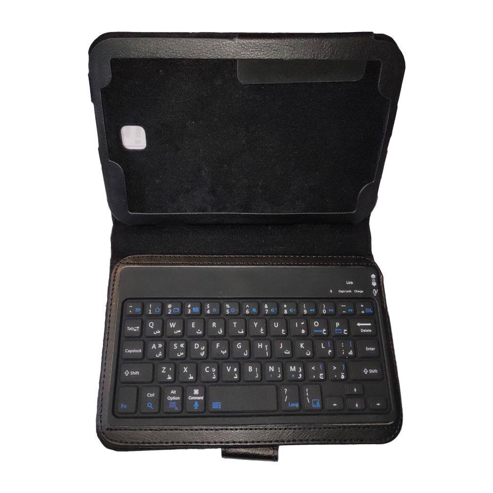 کیف کلاسوری کیبورد دار مدل 5100 مناسب برای تبلت سامسونگ Galaxy Note 8