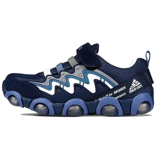 کفش راحتی چراغدار بچگانه مدل BKG1523
