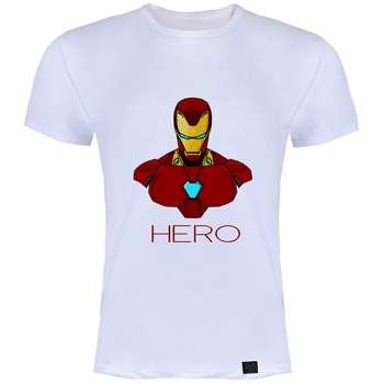 تیشرت مردانه 27 طرح hero کد JS11
