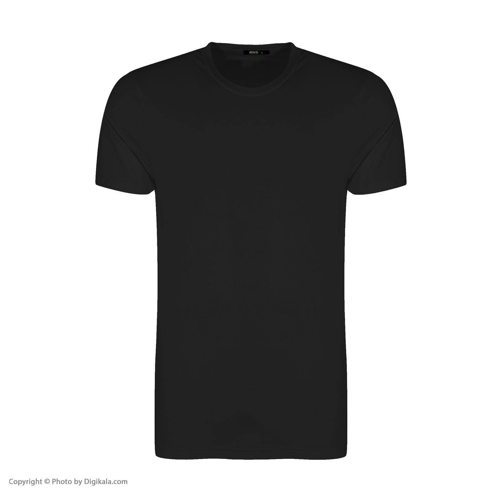 تی شرت مردانه آر ان اس مدل 131005-99 -  - 1