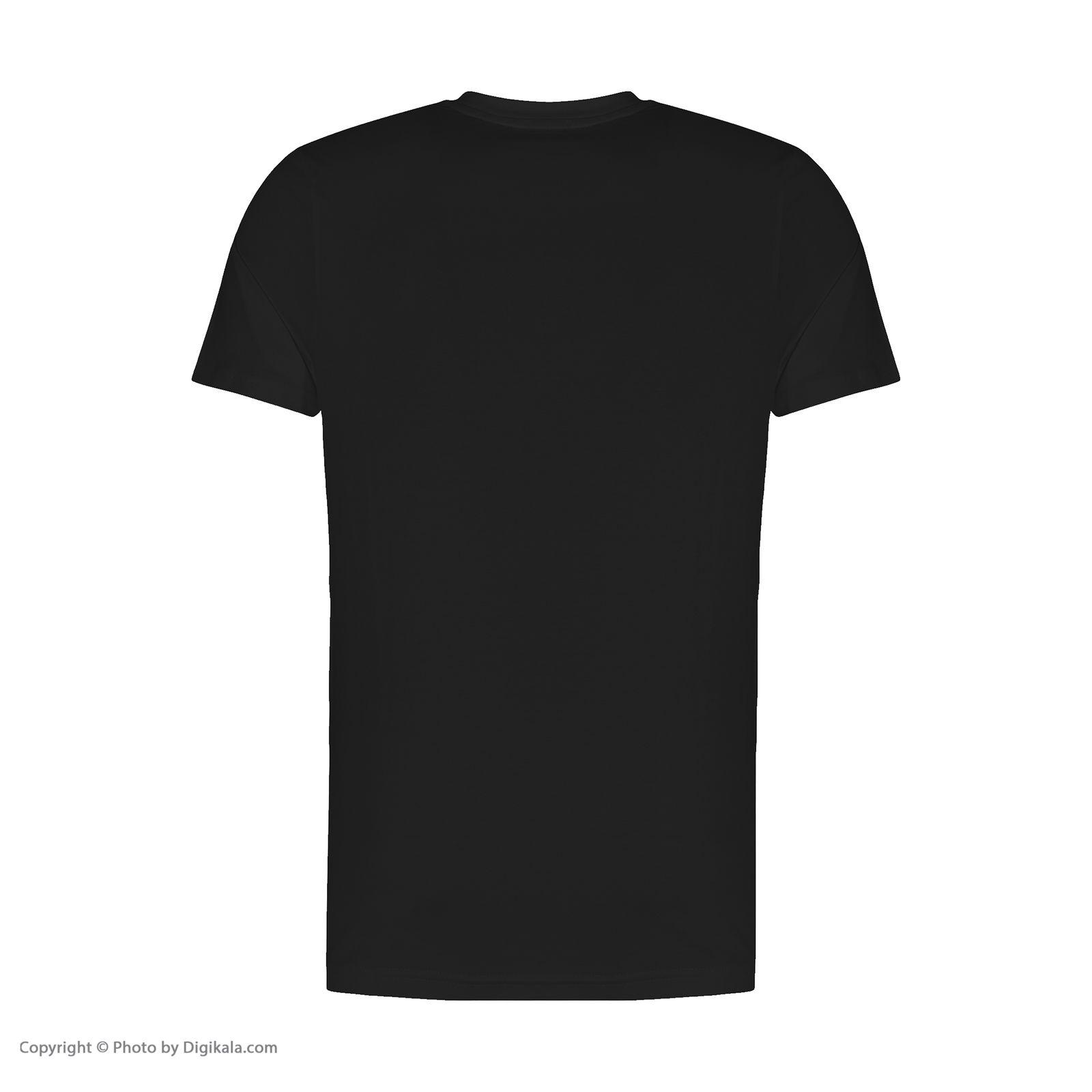 تی شرت مردانه آر ان اس مدل 131005-99 -  - 3