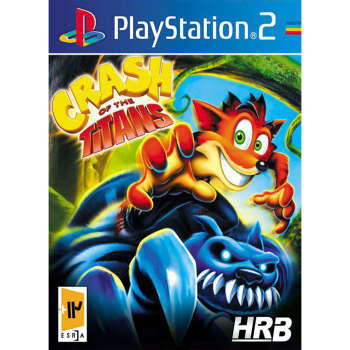 بازی Crash of the Titans مخصوص PS2
