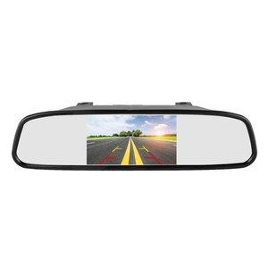 آینه مانیتوردار و دوربین دنده عقب خودرو روداستار مدل RS-501BR