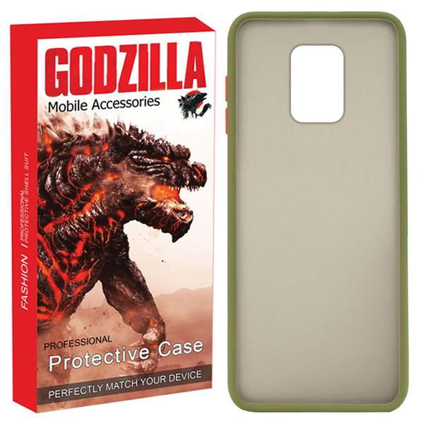 کاور گودزیلا مدل COGM مناسب برای گوشی موبایل شیائومی Redmi Note 9S