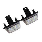 چراغ پلاک خودرو تک لایت مدل AM 5964 P مناسب برای پژو 206 بسته 2 عددی