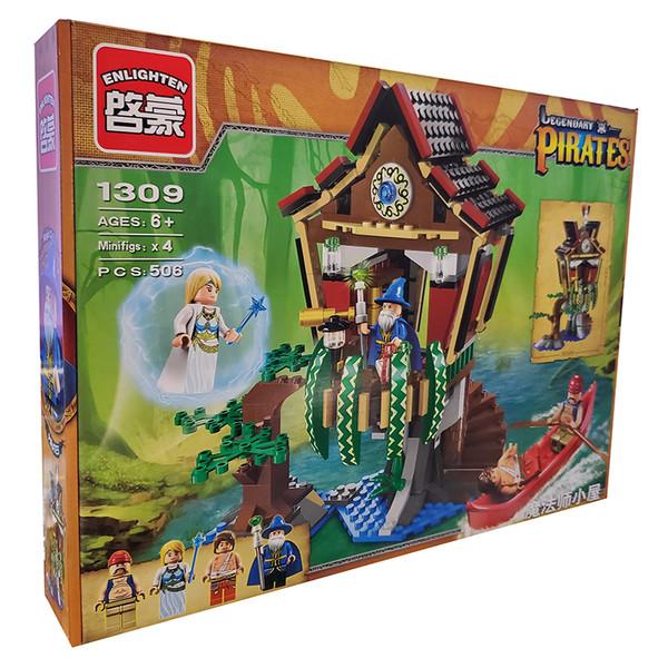 ساختنی انلایتن مدل Magic Cabin کد 1309