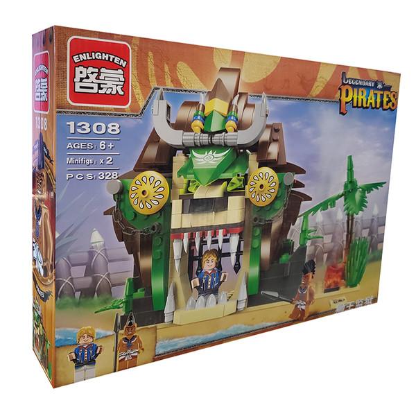 ساختنی انلایتن مدل Pirates کد 1308