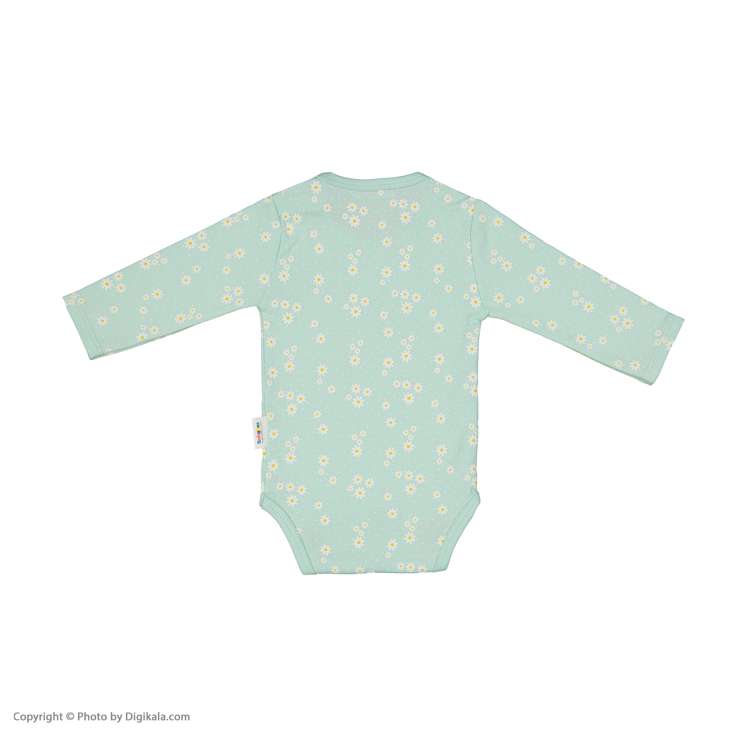 بادی نوزادی دخترانه بی بی ناز مدل 1501515-41