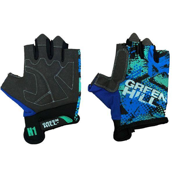 دستکش بدنسازی گیرین هیل مدل FG-002