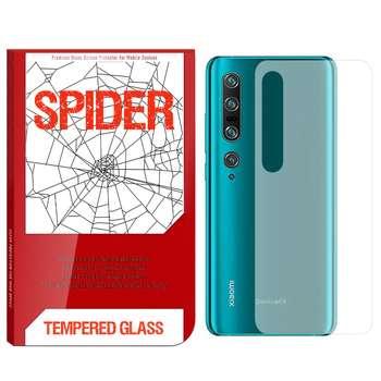 محافظ پشت گوشی اسپایدر مدل TPS-001 مناسب برای گوشی موبایل شیائومی Mi  Note 10