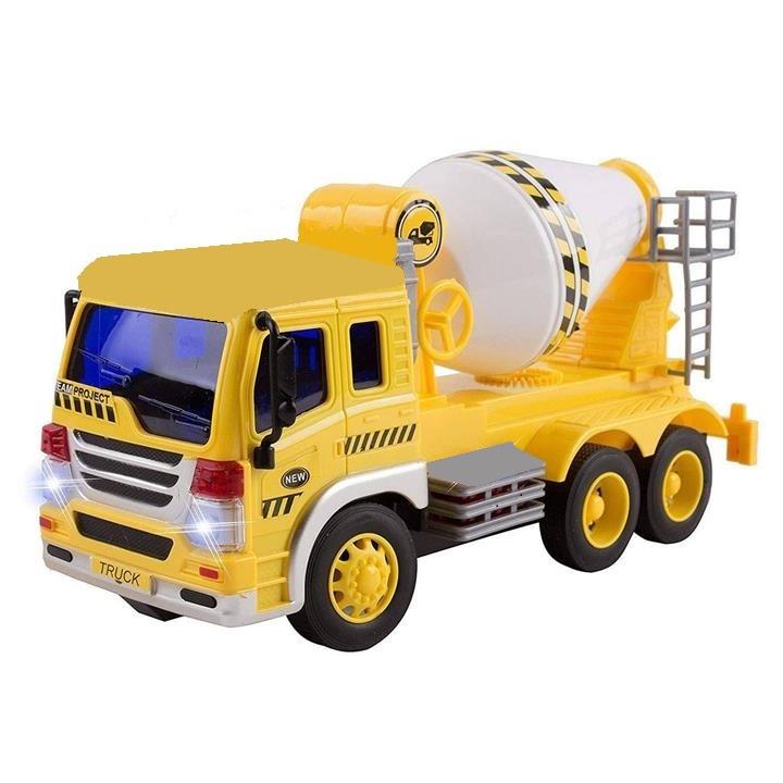 ماشین بازی کنترلی طرح کامیون مدل بونکر