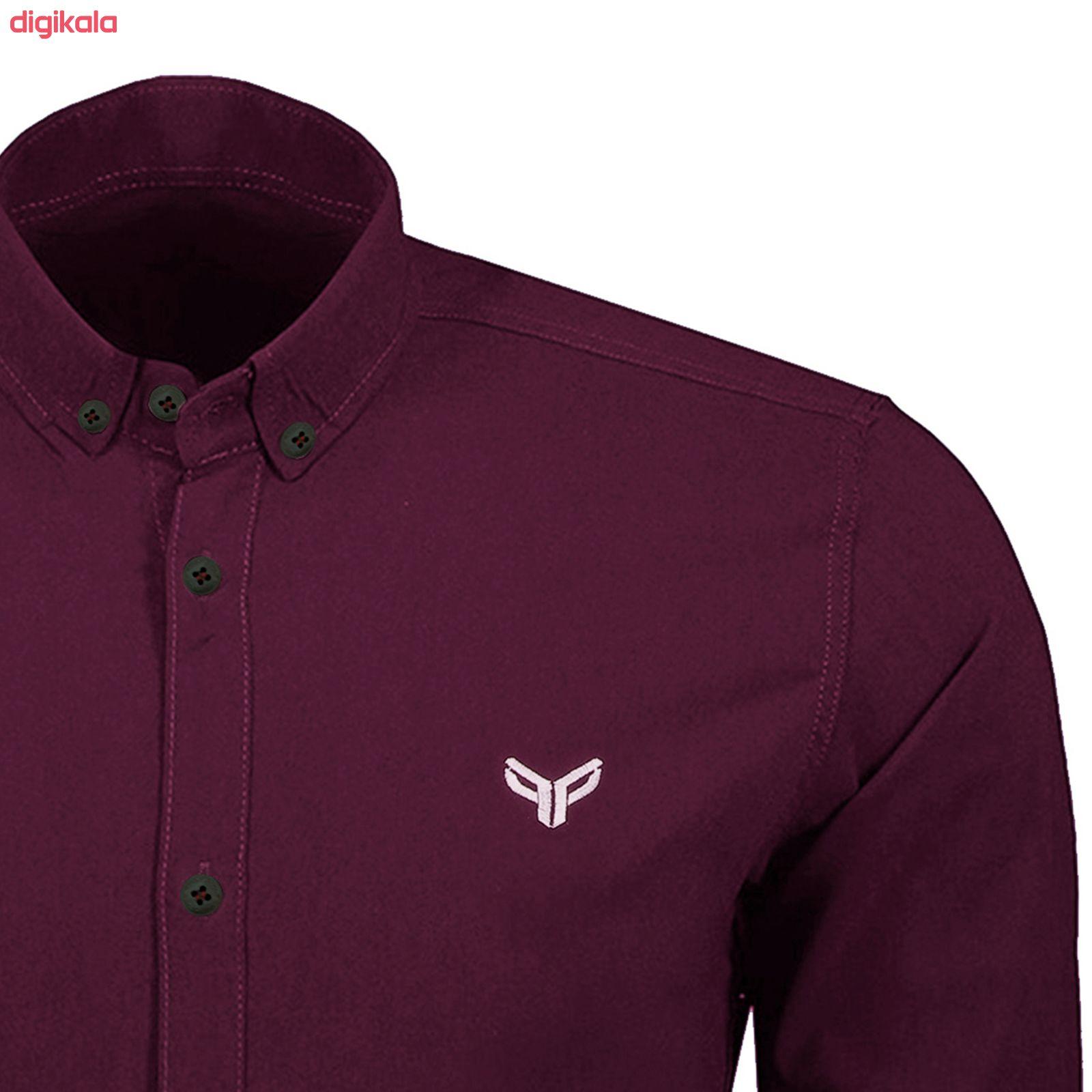 پیراهن مردانه کد M02317 main 1 3