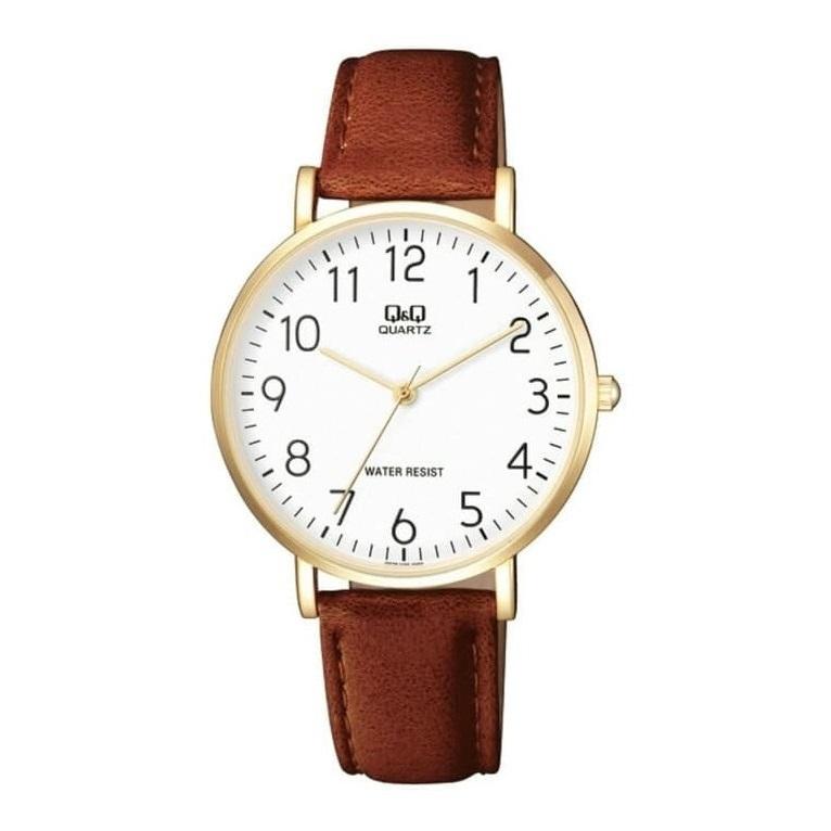 ساعت مچی عقربه ای مردانه کیو اند کیو مدل QZ02J104Y