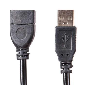 کابل افزایش طول USB 2.0 مدل ET01 طول 1.5 متر