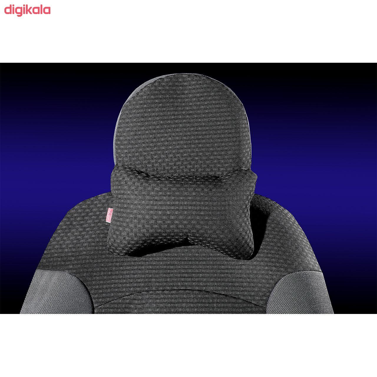 روکش صندلی خودرو هایکو طرح پانیذ مناسب برای پژو 206 main 1 9