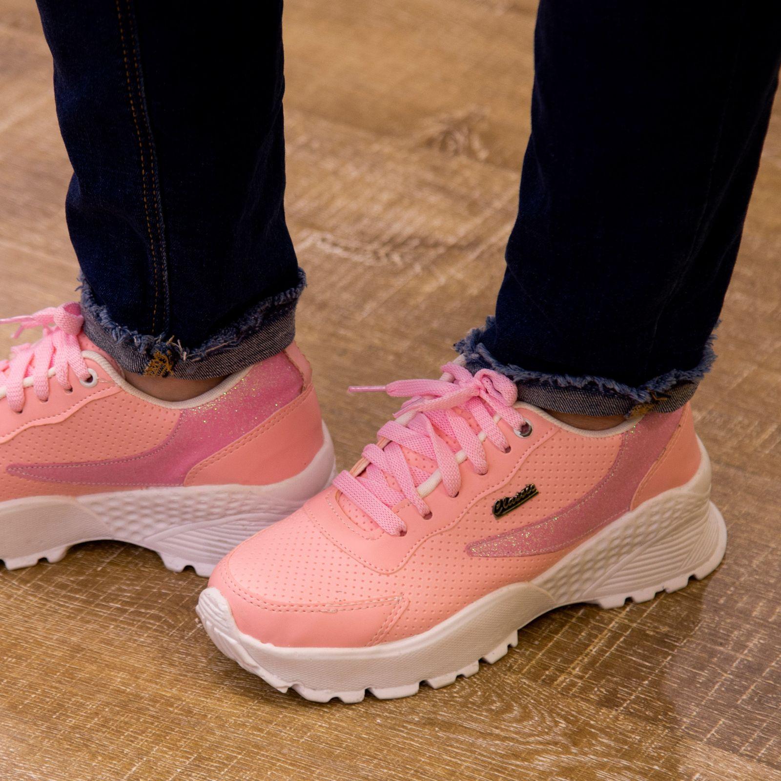 کفش مخصوص پیاده روی زنانه مدل CLS-PK main 1 3