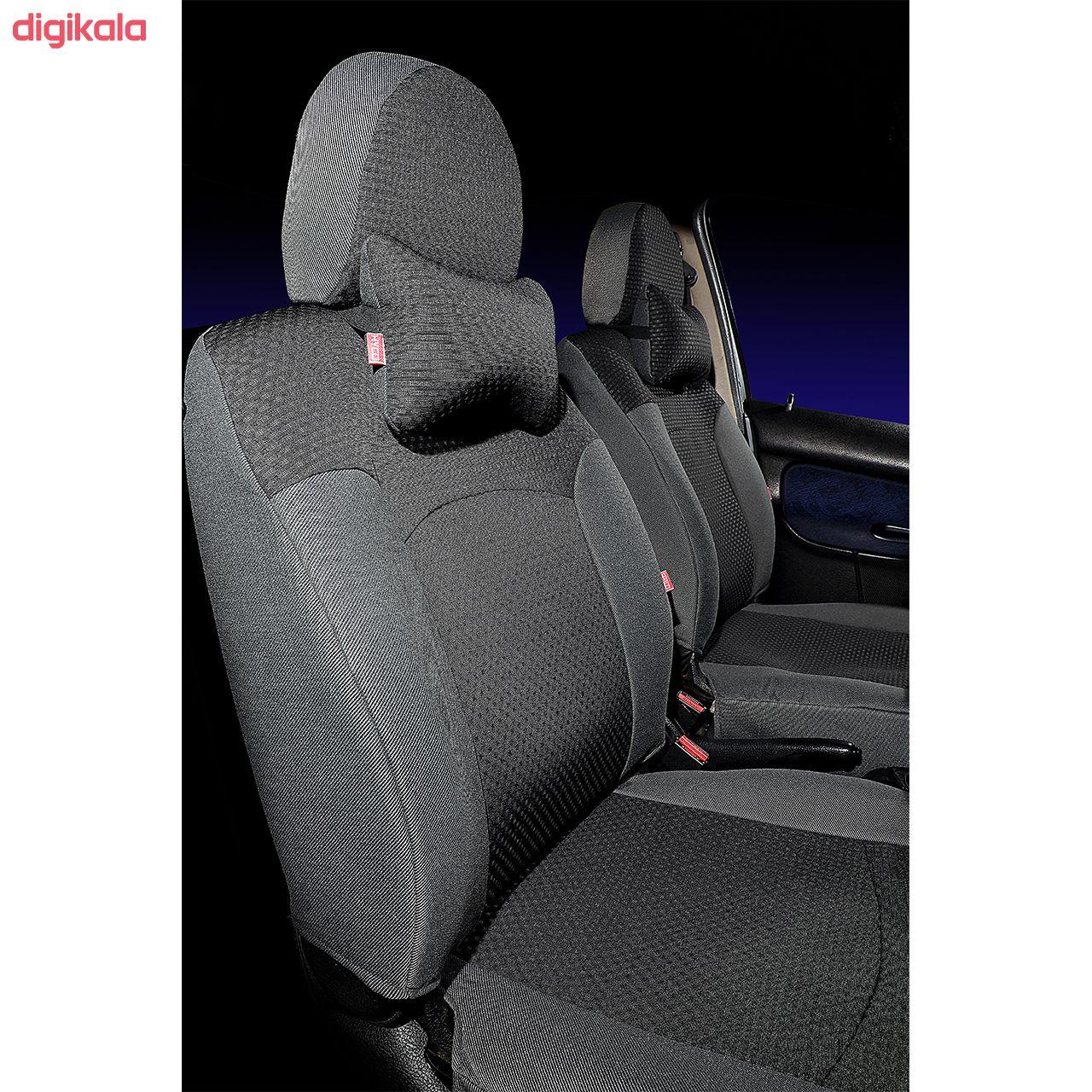 روکش صندلی خودرو هایکو طرح پانیذ مناسب برای پژو 206 main 1 10