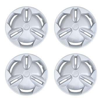 قالپاق چرخ سایز 13 اینچ مدل 0011 مناسب برای پراید بسته 4 عددی